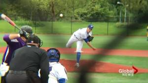 Major League  pitcher's draft will include two UBC players