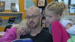 Lethbridge Public Library restarts Donuts With Dad program