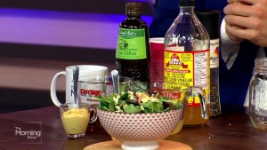 Salad dressing makeover