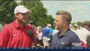 RBC Canadian Open: Pendrith making his mark