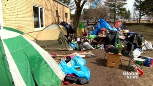 Moncton residents living in tents ordered to leave