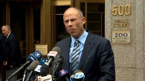 Stormy Daniels' lawyer says Michael Cohen's lawyer admitted there are 'Trump tapes'