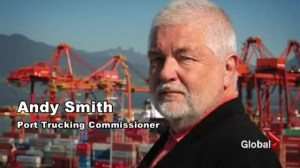 Trucking commissioner controversy