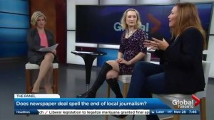 The Panel talks the fate of local newspapers and our obsession with the Royal Engagement