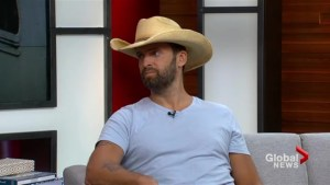 Dean Brody gives a 'Good Goodbye'