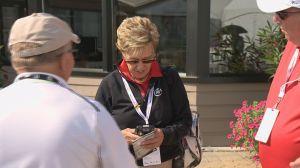 Volunteers working to make CP Women's Open a success in Regina