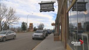 Southern Alberta town known for its antique finds