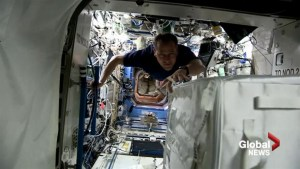 Mission to Mars: Quebec scientists to help improve medical autonomy of astronauts