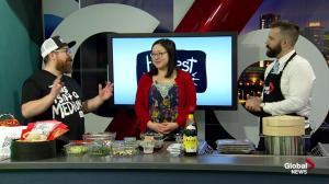 Global Edmonton kitchen: Honest Dumplings makes traditional dumpling recipe (1/3)