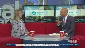 Calgary hit hard by start of 2017 flu season
