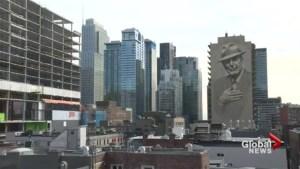 Focus Montreal: Leonard Cohen memorialized in mural