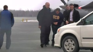 RAW: Christopher Phillips arrives in Halifax
