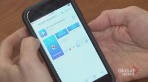 Alberta smartphone app helps cancer patients understand care
