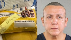 Cesar Sayoc, pipe bomb suspect, charged with 5 federal crimes: DOJ