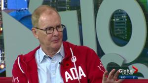 Former Olympic CEO urging confidence in Calgary bid despite cost concern