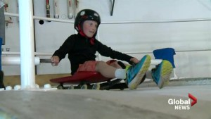 Sport Calgary's 'All Sport One Day' event allows kids to discover passion for new sports
