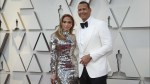 Oscars 2019: Jennifer Lopez dresses in a shimmering Tom Ford gown