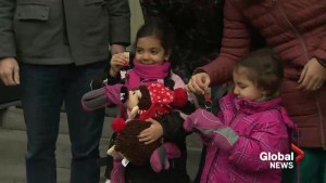 Saint-Henri family receives new home just in time for Christmas