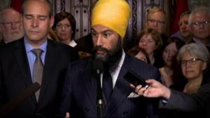 Electoral reform, affordable housing priorities for NDP's Singh