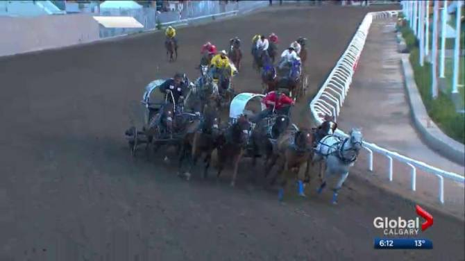 Chuckwagon Drivers Optimistic Ahead Of Calgary Stampede