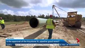 Is the approval of the Keystone XL Pipeline a good thing? (04:30)