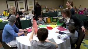 Volunteers step up to help flood victims
