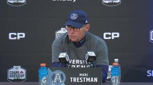 'We had some luck along the way but we also had some bad luck': Marc Trestman