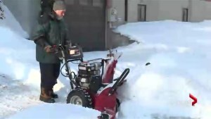 Send in the plows: snow removal army hits Montreal streets