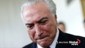 Ex-Brazil President Temer arrested in graft probe