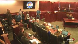 James Holmes receives sentence of life imprisonment