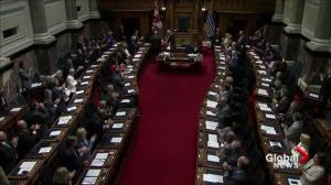 Christy Clark & BC Liberals prepare to deliver throne speech