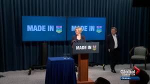 Alberta to partially backstop new $2-billion bitumen upgrader
