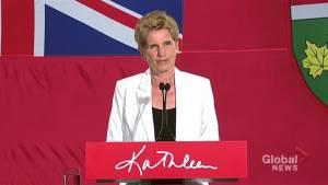 Ontario Election: Kathleen Wynne resigns as head of Ontario Liberal Party
