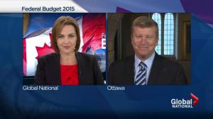 Federal Budget 2015: A look at the election budget