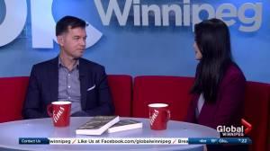 Winnipeg author Michael Kaan talks about his new novel