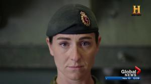CFB Edmonton soldier shares Afghanistan war story in documentary