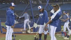 Blue Jays fans prepare for season opener (00:33)