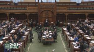 Ford government set to adjourn Ontario legislature until after federal election