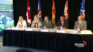 Climate change on the agenda as environment ministers meet in Halifax