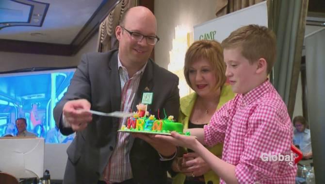 Alberta Gives New Birth Certificate To Transgender Boy