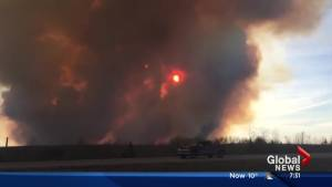Fort McMurray forest fire prompts State of Emergency, mandatory evacuations