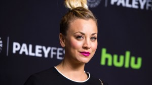 Kaley Cuoco apologizes after 4th of July dog photo