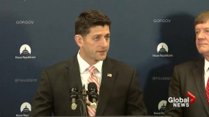 Paul Ryan defends Trump travel ban, admits rollout was 'confusing, regrettable'