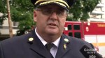Toronto Fire Chief Matthew Pegg provides update on 6-alarm high-rise fire