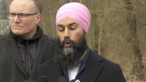 Jagmeet Singh on the NDP's plans to deal with the opioid crisis