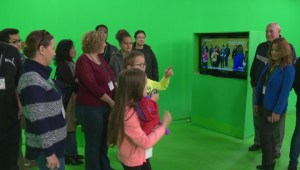 Calgarians go behind the scenes at Global Calgary for Doors Open YYC