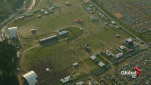 Pemberton Music Festival 2016 underway