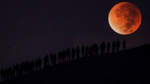'Super-duper' moon to rise on Nov. 14