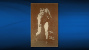 How a Canadian sports legend was forgotten