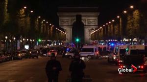 Paris gunman identified as city increases security